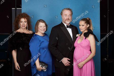 Exclusive - Alex Kingston, Owen Teale and Teresa Palmer