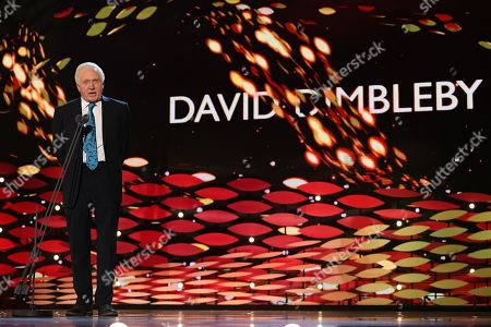 David Dimbleby - Special Recognition
