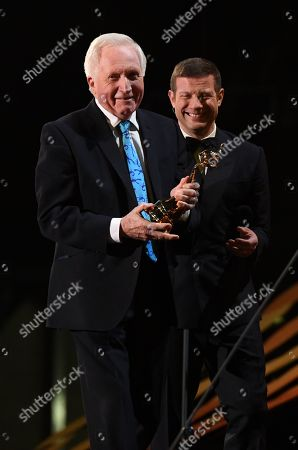 David Dimbleby - Special Recognition, presented by Dermot O'Leary