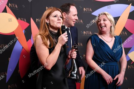 Sian Gibson - Comedy - 'Peter Kay's Car Share'