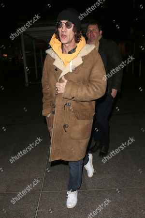 Richard Ashcroft out and about, London