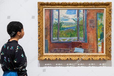 Pierre Bonnard: The Colour of Memory exhibition, London