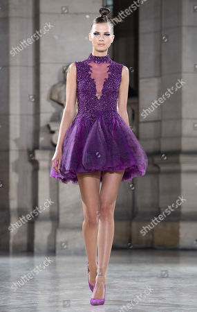 Tony Ward, Runway, Haute Couture Fashion Week, Paris