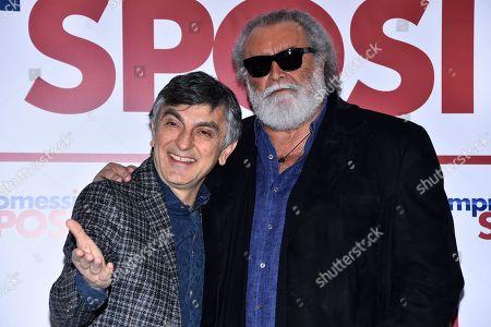 Vincenzo Salemme, Diego Abatantuono
