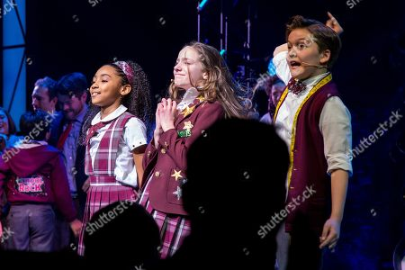 Editorial image of 'School of Rock' Musical closing night, New York, USA - 20 Jan 2019