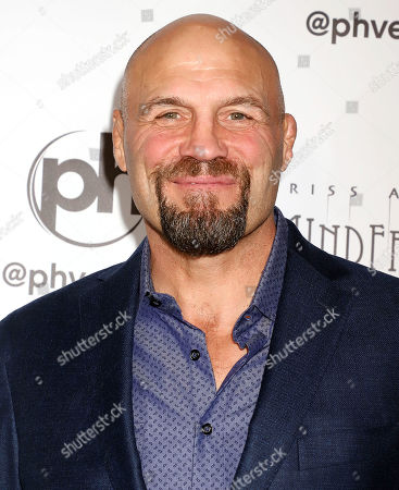 Stock Photo of Randy Couture