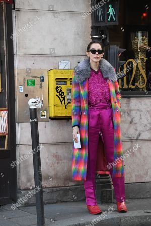 Street Style, Haute Couture Fashion Week, Paris