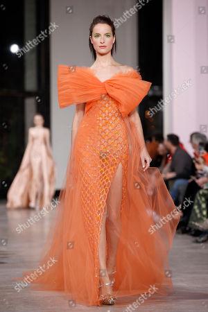Georges Chakra show, Haute Couture Fashion Week, Paris