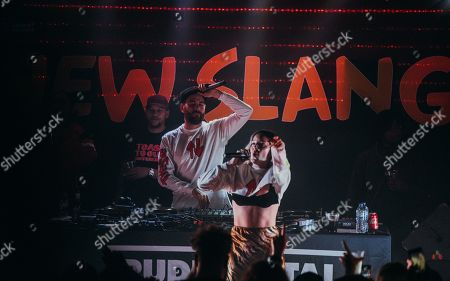 Editorial picture of Rudimental in concert at Club Pryzm, London, UK - 17 Jan 2019