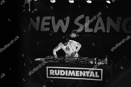 Editorial photo of Rudimental in concert at Club Pryzm, London, UK - 17 Jan 2019