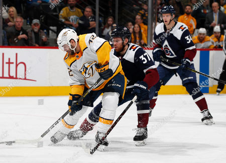 Nashville Predators v Colorado Avalanche