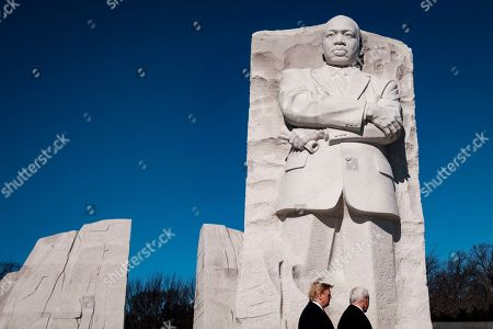 Martin Luther King Day celebrations, USA