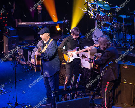 Christopher Cross, Eric Johnson & Monte Montgomery In Concert for People's Community Clinic at the Paramount Theatre