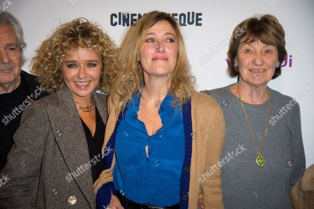 Stock Photo of Valeria Golino, Valeria Bruni Tedeschi and Marisa Borini