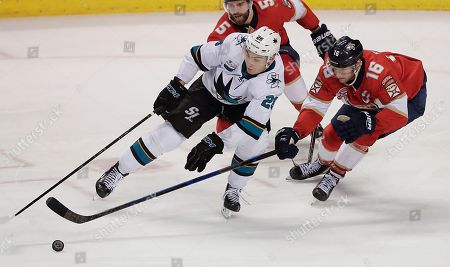 San Jose Sharks v Florida Panthers