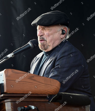 Stock Picture of Felix Cavaliere of The Rascals