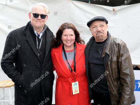 30A Promoters Russell Carter, Jennifer Steele with Felix Cavaliere of The Rascals