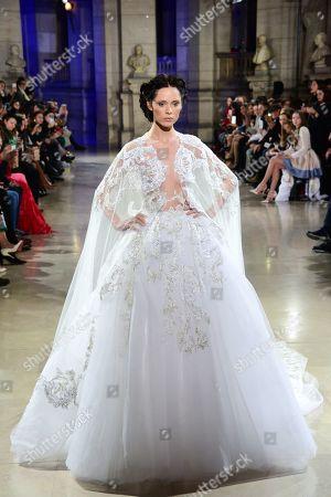 Dany Atrache show, Runway, Haute Couture Fashion Week, Paris