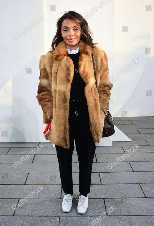 Maison Rabih Kayrouz show, Front Row, Haute Couture Fashion Week, Paris
