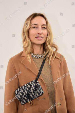Editorial image of Maison Rabih Kayrouz show, Front Row, Spring Summer 2019, Haute Couture Fashion Week, Paris, France - 21 Jan 2019