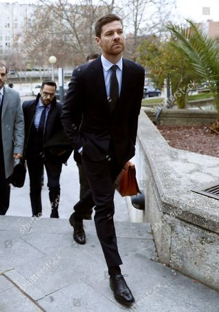 Xabi Alonso faces tax fraud charges, Madrid
