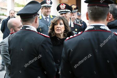 Stock Photo of Elisabetta Casellati