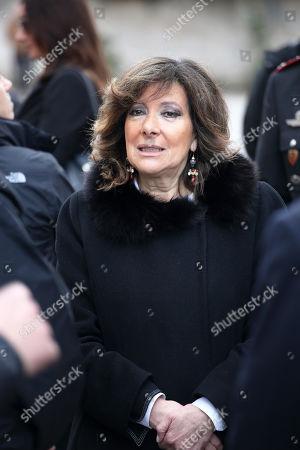 Editorial photo of Paolo Borsellino memorial event, Palermo, Italy - 19 Jan 2019