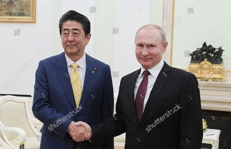 Prime Minister of Japan, Shinzo Abe, visit to Moscow