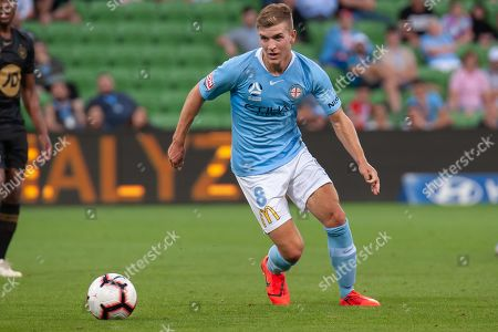 Editorial picture of Melbourne City v Western Sydney Wanderers, A-League, Round 15 football match, AAMI Park, Melbourne, Australia - 22 Jan 2019