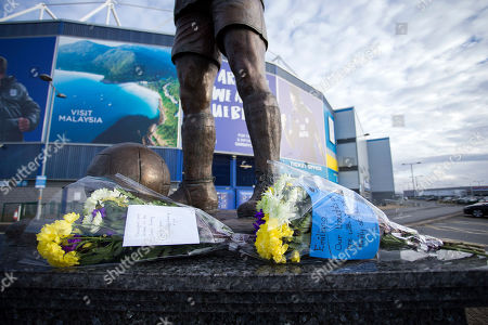 Emiliano Sala on board missing plane over the English Channel