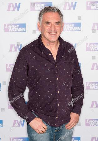 Editorial photo of 'Loose Women' TV show, London, UK - 22 Jan 2019
