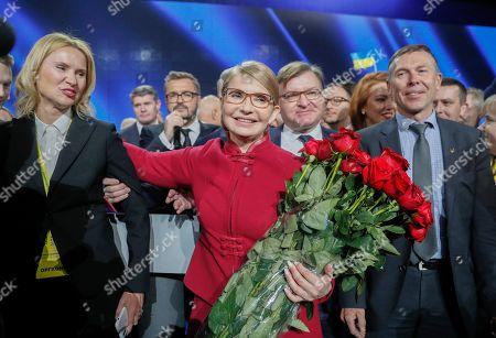 Yulia Tymoshenko campaign rally, Kiev