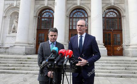 Brexit preparations press conference, Dublin