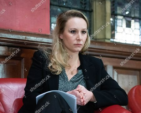 Editorial picture of Marion Marechal-Le Pen speech at Oxford Union, UK - 22 Jan 2019