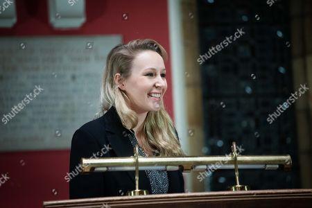 Stock Picture of Marion Marechal-Le Pen