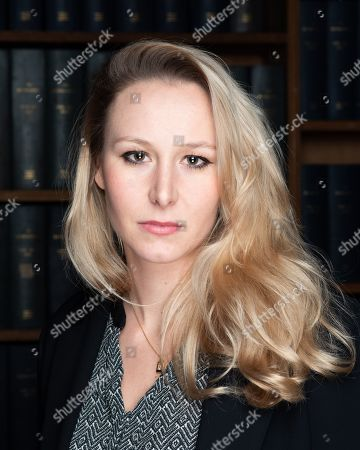 Editorial photo of Marion Marechal-Le Pen speech at Oxford Union, UK - 22 Jan 2019