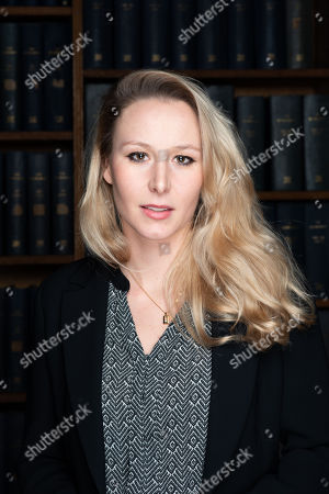 Stock Photo of Marion Marechal-Le Pen