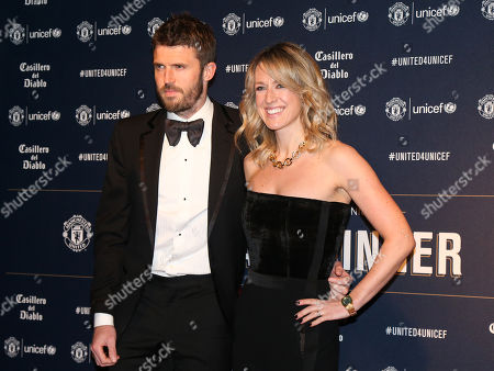 Editorial picture of Manchester United for Unicef Gala Dinner, Manchester, UK - 22 Jan 2019