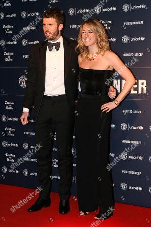 Michael Carrick & Lisa Roughead