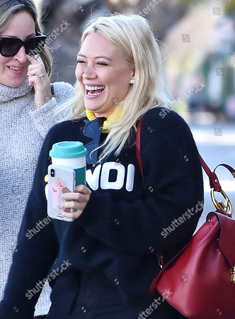 Hilary Duff out and about, Los Angeles