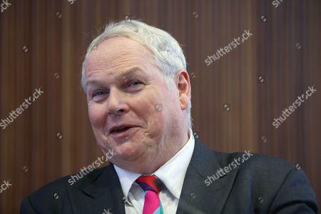 Adam Boulton, (Sky News)
