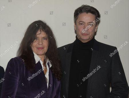 Editorial photo of Prix Henri Langlois Ceremony, Paris, France - 22 Jan 2019