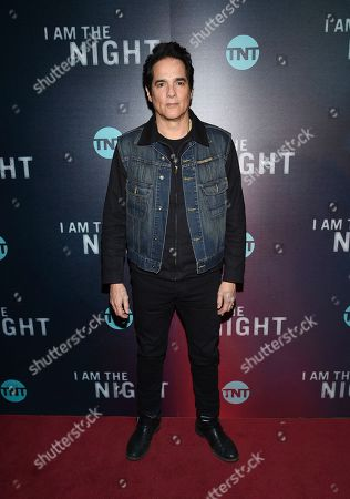 "Yul Vazquez attends the premiere of the TNT mini-series ""I Am the Night"" at Metrograph, in New York"