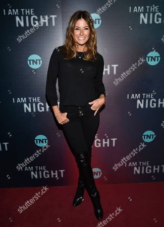 "Kelly Killoren Bensimon attends the premiere of the TNT mini-series ""I Am the Night"" at Metrograph, in New York"