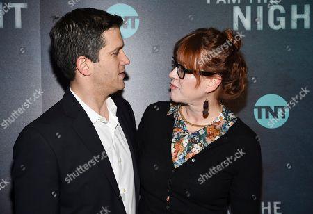 "Editorial photo of NY Premiere of ""I Am the Night"", New York, USA - 22 Jan 2019"