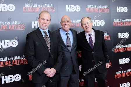 Steve McCarthy, John Block and Jonathan Alter (Co-Directors)