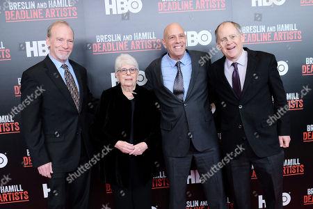 Steve McCarthy, Ronnie Eldridge, John Block and Jonathan Alter (Co-Directors)