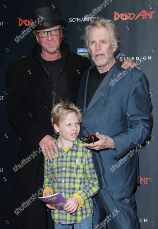 Editorial picture of 'Dead Ant' film premiere, Arrivals, Los Angeles, USA - 22 Jan 2019