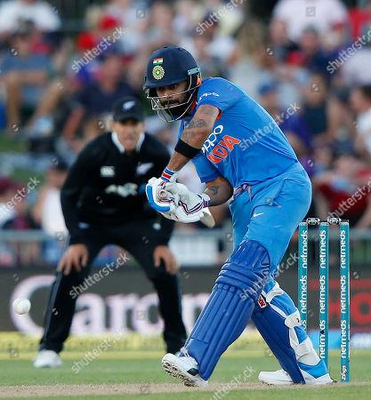 New Zealand v India, One Day International