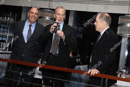 John Block, Steve McCarthy and Jonathan Alter (Co-Directors)